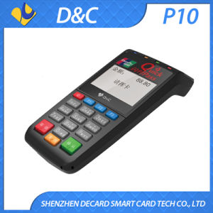 Handheld, Mobile POS Payment Terminal pictures & photos