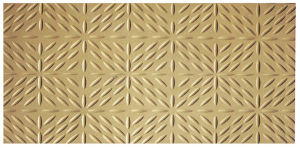 Textured 3D Solid Wave Wall Board (No. 48) pictures & photos