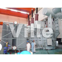 220kv Three Phase Three Winding Auto Power Transformer with off Circuit Tap Changer  pictures & photos
