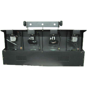 LED Four Scanning Head Effect Light for Party Studio (HL-060) pictures & photos