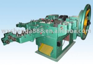 Easy to Maintain High Efficient Nail Making Machine pictures & photos