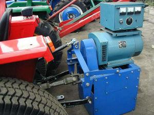 Tractor Pto Shaft Driving Generator
