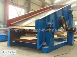 Inclined Vibrating Screen for Raw Coal Sieving pictures & photos