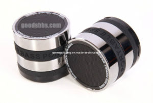 Stainless Steel Bluetooth Wireless Speaker with Perfect Sound (NCH-HY-L01)