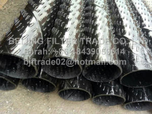 Stainless Steel Bridge Slotted Filter for Petroleum Well Filtration pictures & photos