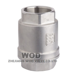2PCS Screwed Spring Check Valve pictures & photos