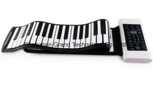 Hand Roll Piano with 88 Keys for Children (GPB-88) pictures & photos