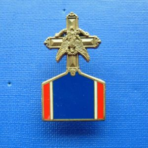 Irregular Shape Medal Gold Plated Badge Lape Pin (GZHY-BADGE-021) pictures & photos