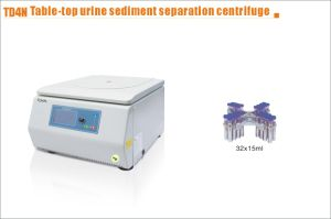 Low-Speed Urine Residue Separation Centrifuge (TD4N)