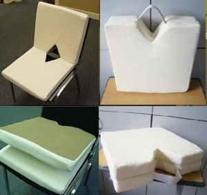 Portable Seat Memory Foam Cushion