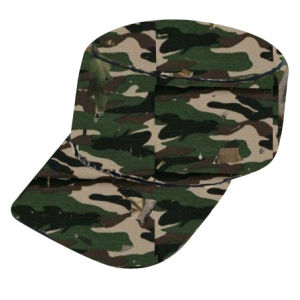 High Quality Camo Army/ Military Cap (LC-0001)