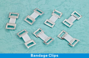 Elastic Bandage Clips for Fastening pictures & photos