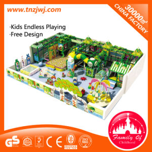 GS Approved Amusement Park Naughty Castle Indoor Soft Playhouse pictures & photos