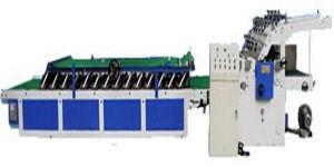 Semiautomatic Corrugated Cardboard Laminating Machine pictures & photos