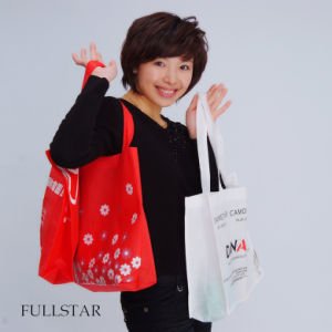 Non Woven Shopping Bag (F-408A) pictures & photos