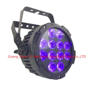 12PCS 10W RGBW 4in1 Waterproof /Outdoor LED PAR Light pictures & photos