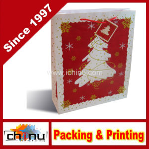 OEM Custom Gift Paper Bag (3230) pictures & photos