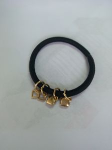 Cheap Metal Free Hair Elastics with Charms (BLH20148164) pictures & photos