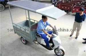 Solar Electricity Car