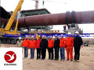 Lime Rotary Kiln, Rotary Kiln, Rotary Calcinator, Cement Kiln pictures & photos