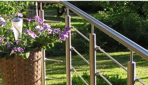 Stainless Steel Railing System