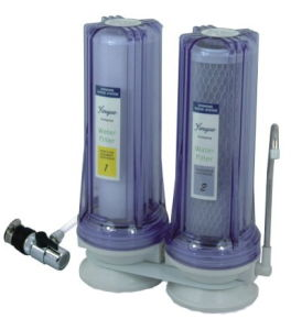 2 Stage Counter Top Water Filter (RY-CT-C5) pictures & photos