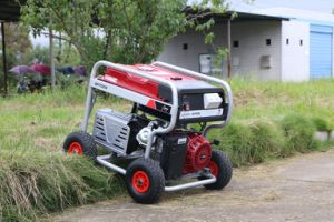 Made in China 6.5kw Heavy Duty Durable Gasoline for Honda Generator Gp7000 pictures & photos