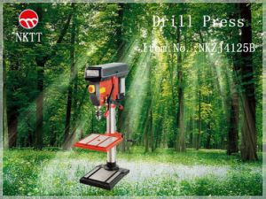 Drill Press (NKZJ4125B)