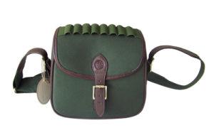 Nylon and Imitation Leather Cartridge Bag (HA281NLPU-01)