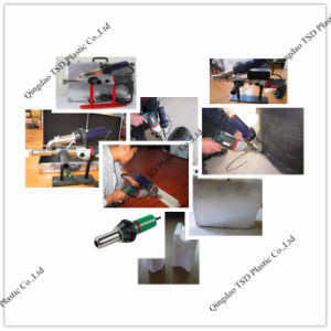 Handy Extrusion Welding Gun for HDPE Pipes pictures & photos
