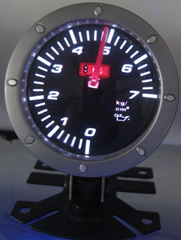 Oil Pressure Gauge (LED52704-1)