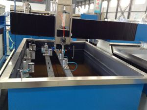 Waterjet Cutting and Edging Machine pictures & photos