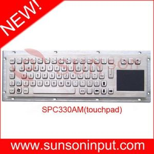 Qwertz Metal Keyboard (SPC330AM)