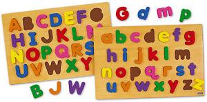 Wooden Puzzle-Letter