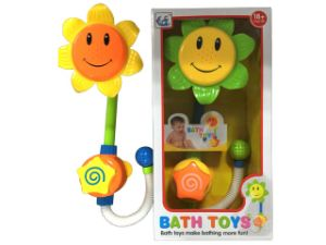 Cute Bathroom Sprinkler Head Sunflower Toy Bath Toy pictures & photos