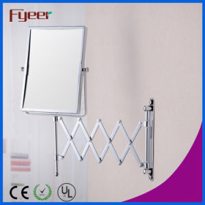 Fyeer Fashion Design Foldable Rectangle Mirror Wall Makeup Mirror pictures & photos