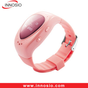 Kids WiFi/GPS Tracker Cell Phone Smart Watch with Sos Calling pictures & photos