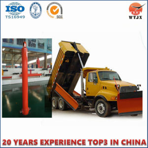 Single Acting Multi Stage Cylinder for Dump Truck pictures & photos