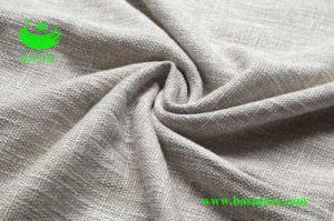 Polyester Viscose Sofa Linen Fabric pictures & photos