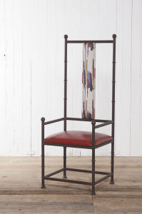 Simple and Easy Chair Antique Furniture pictures & photos