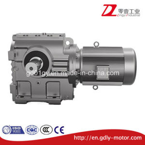 GS Worm Geared Motor, Wide Scope Transmission Ratio pictures & photos