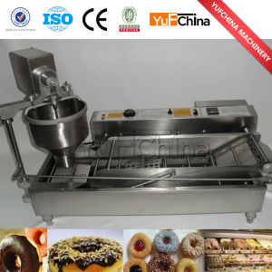 Most Popular Nut Frying Machine Hot Sale Donut Frying Machine pictures & photos