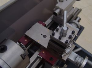 Precision Mini Engingeers Hobby Metal Lathe (metal lathe D210X400V) pictures & photos