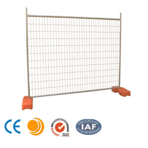 Hot DIP Galvanized Temporary Fencing for Au / Nz pictures & photos