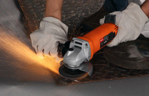 "1080W 4""/4.5""/5"" Big Power Angle Grinder (HD1516) pictures & photos"