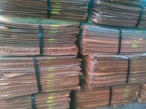 Competitive Price Pure 99.9% Copper Cathode pictures & photos