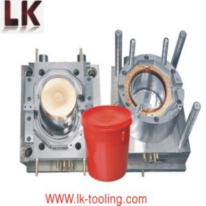 OEM High Precision Plastic Bucket Injection Moulding