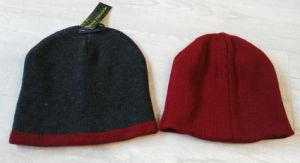 Winter Fashion Double Side Wear Knitted Hats