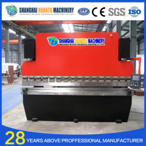 Wc67y CNC Hydraulic Alloy Press Brake pictures & photos
