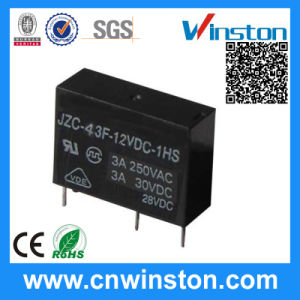 Jzc-43f PCB Solid State Relay with CE pictures & photos